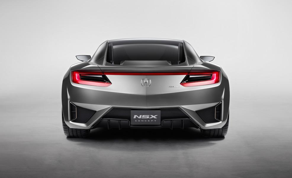 2015 acura nsx concept smart luxury supercar. Black Bedroom Furniture Sets. Home Design Ideas